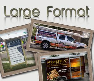 Large Format Print Design
