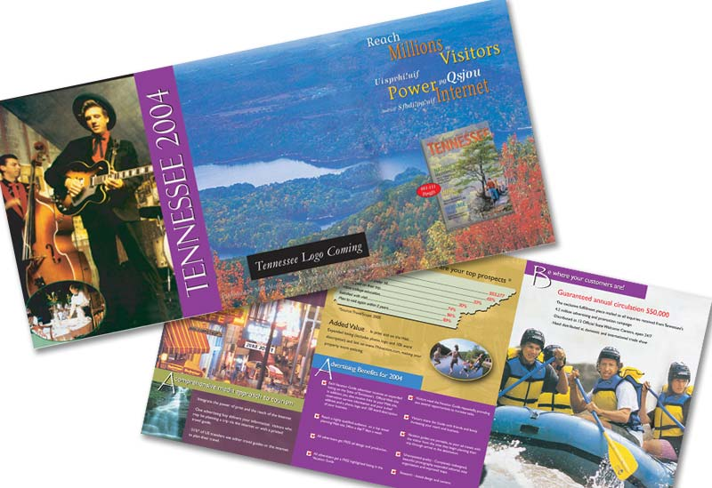 Tennessee-Brochure