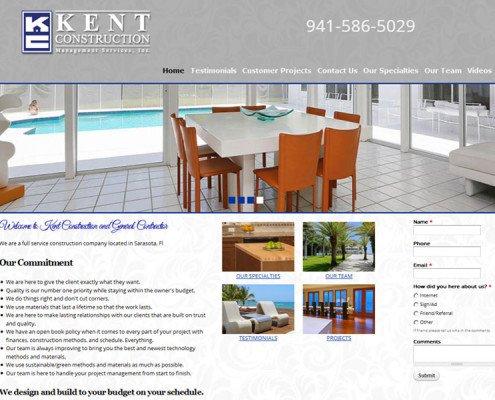 kent-website-page