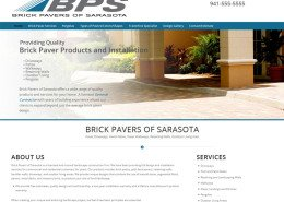 pavers-website-page
